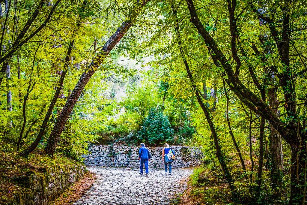 克罗地亚克尔卡国家公园(Krka National Park),阳光里的故事_图1-37