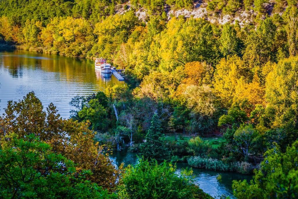 克罗地亚克尔卡国家公园(Krka National Park),阳光里的故事_图1-35