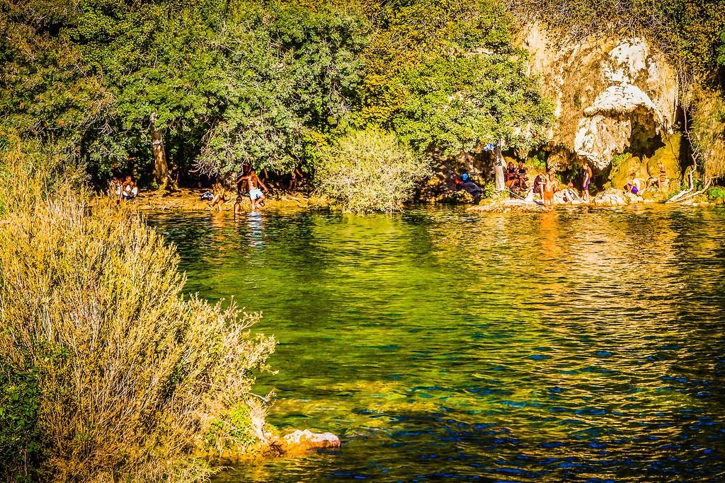 克罗地亚克尔卡国家公园(Krka National Park),阳光里的故事_图1-36