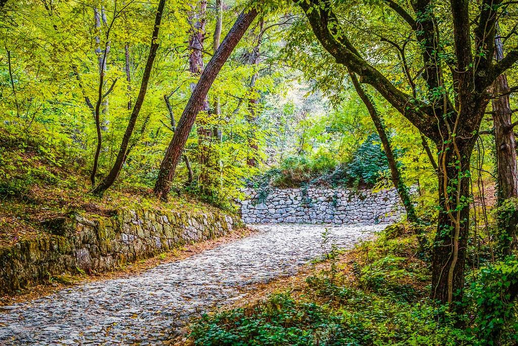 克罗地亚克尔卡国家公园(Krka National Park),阳光里的故事_图1-30