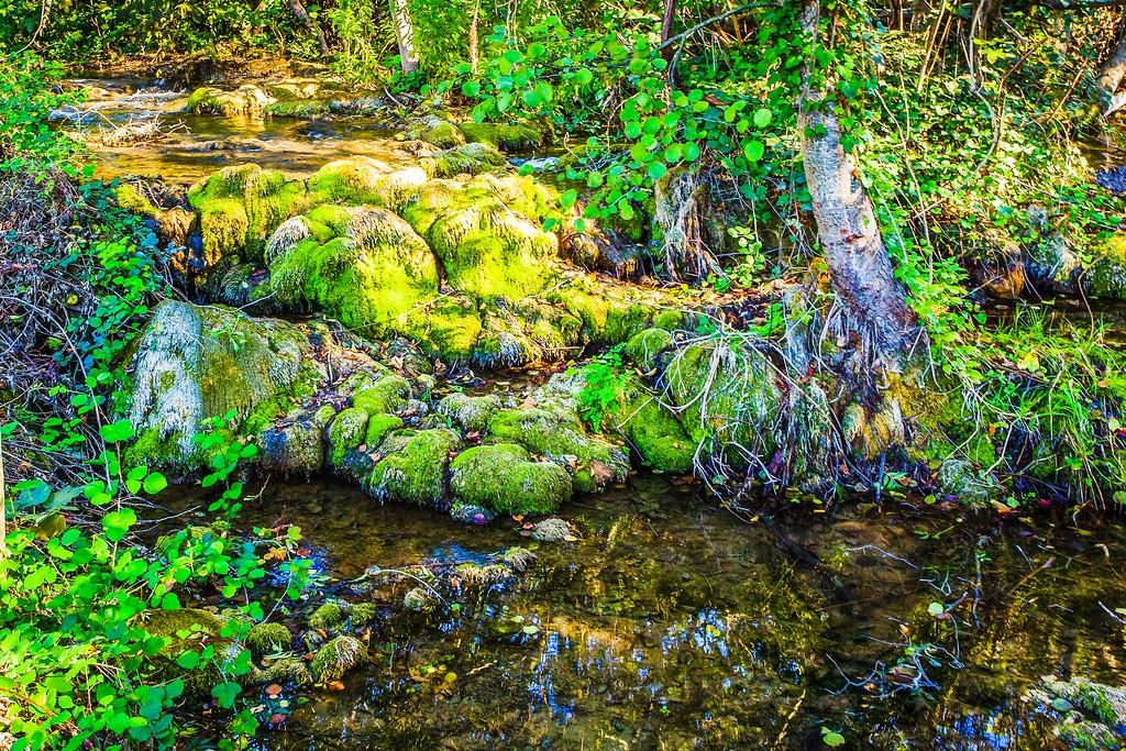 克罗地亚克尔卡国家公园(Krka National Park),阳光里的故事_图1-25