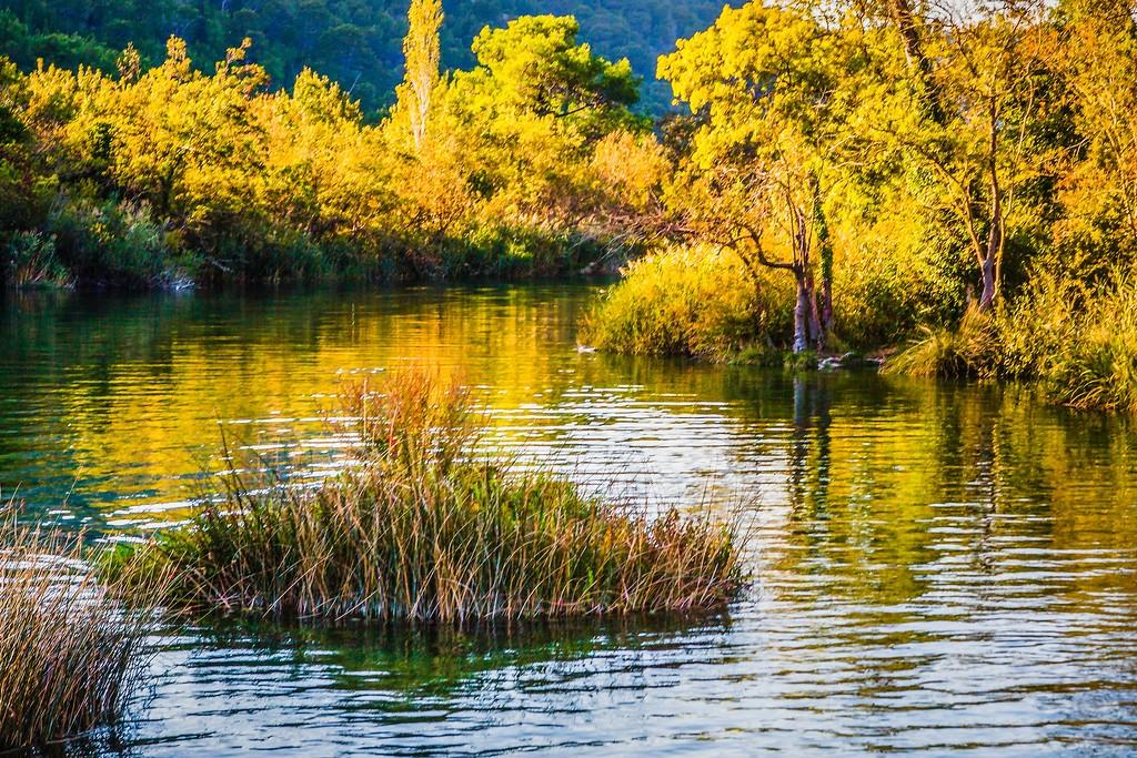 克罗地亚克尔卡国家公园(Krka National Park),阳光里的故事_图1-24