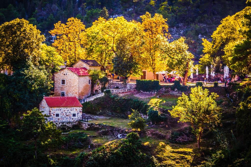 克罗地亚克尔卡国家公园(Krka National Park),阳光里的故事_图1-28