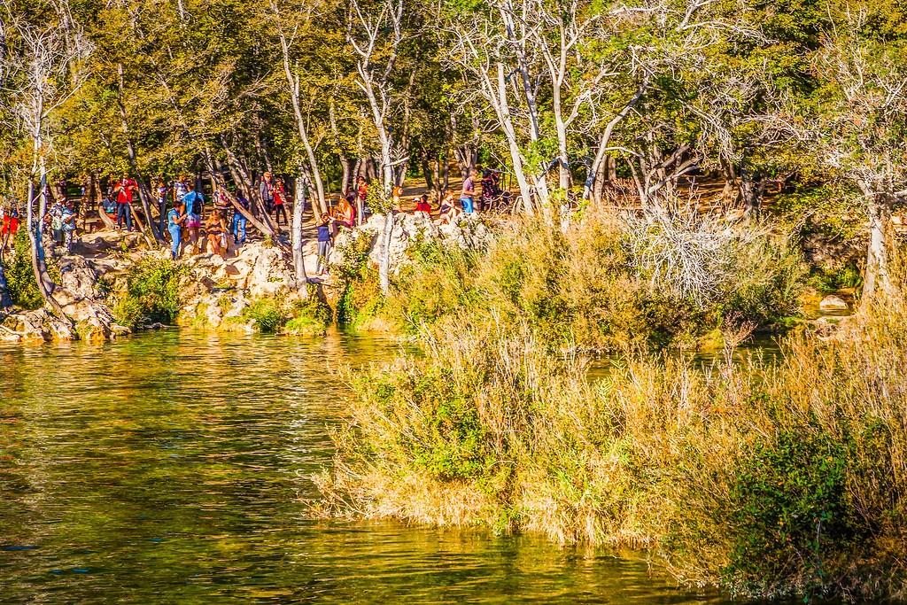 克罗地亚克尔卡国家公园(Krka National Park),阳光里的故事_图1-3