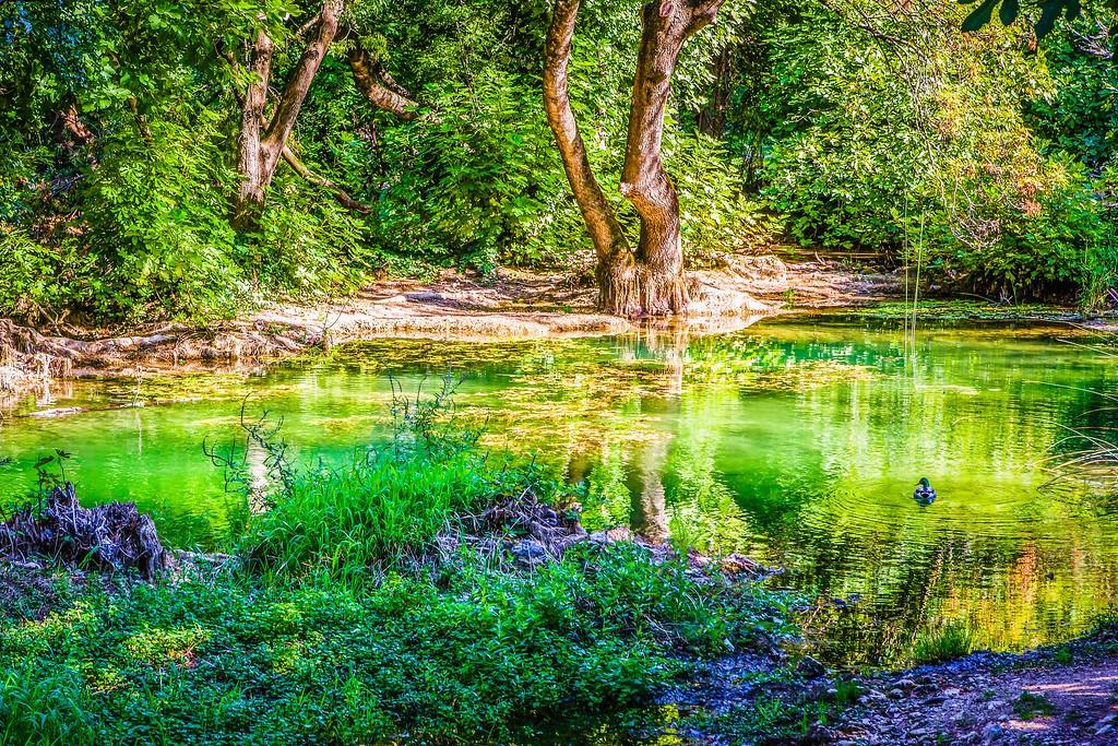 克罗地亚克尔卡国家公园(Krka National Park),阳光里的故事_图1-4