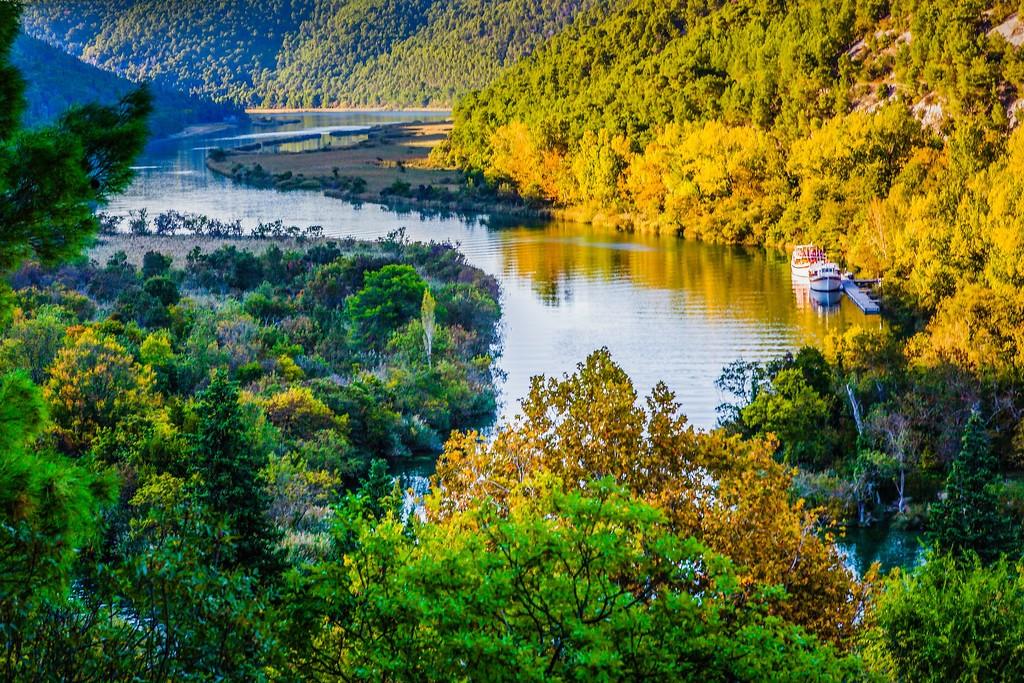 克罗地亚克尔卡国家公园(Krka National Park),阳光里的故事_图1-12
