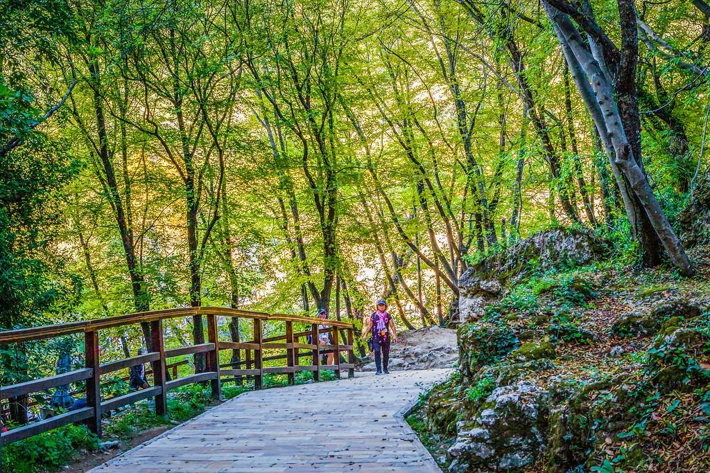 克罗地亚克尔卡国家公园(Krka National Park),阳光里的故事_图1-7