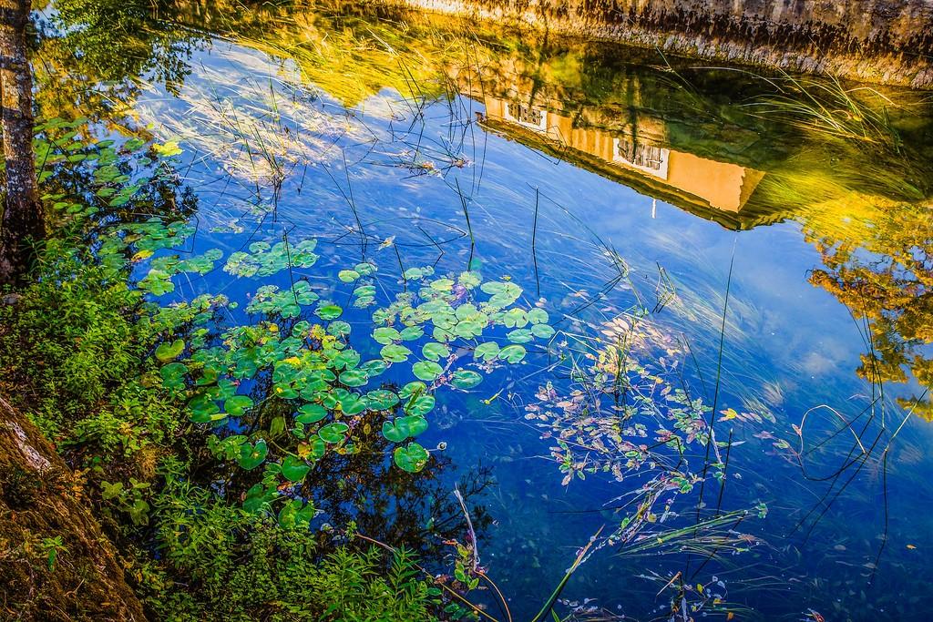 克罗地亚克尔卡国家公园(Krka National Park),阳光里的故事_图1-11
