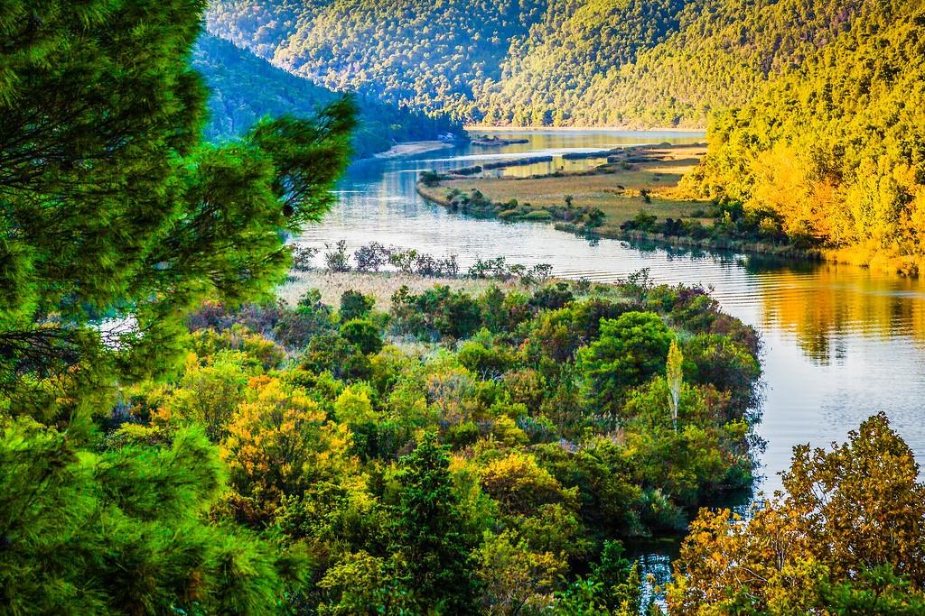 克罗地亚克尔卡国家公园(Krka National Park),阳光里的故事_图1-9