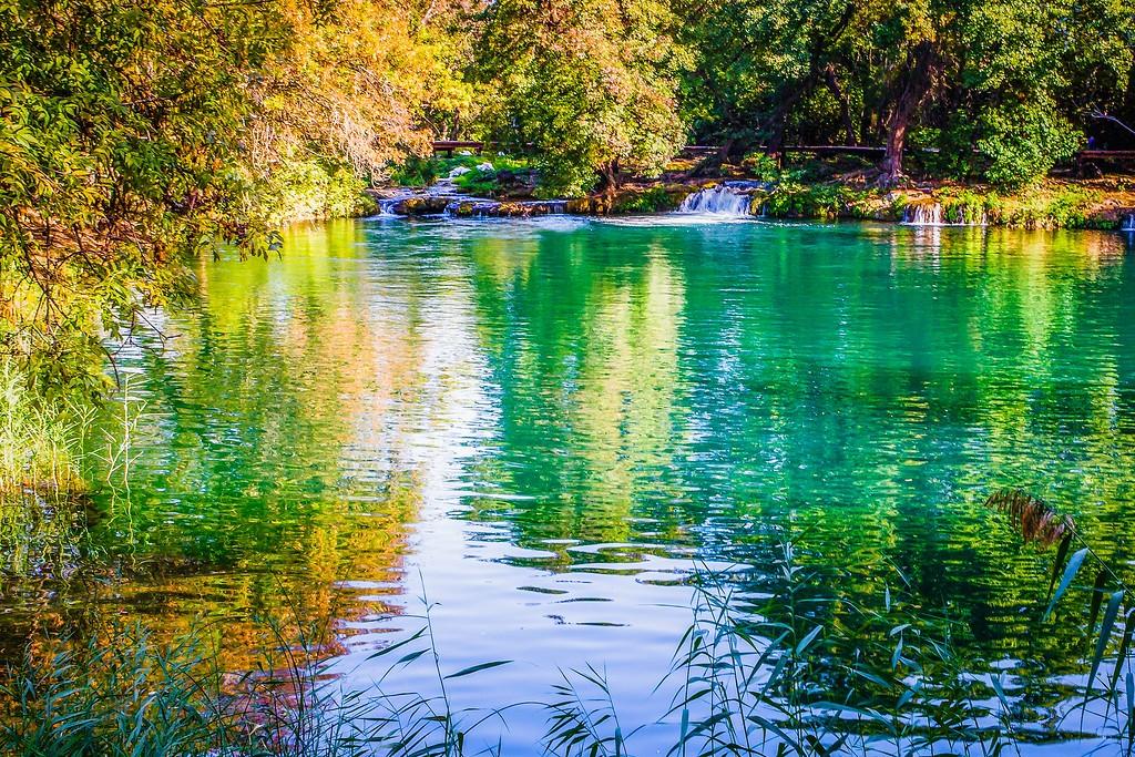 克罗地亚克尔卡国家公园(Krka National Park),阳光里的故事_图1-10