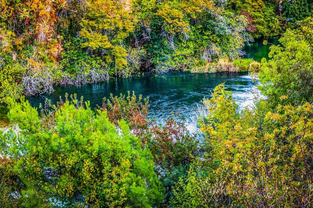 克罗地亚克尔卡国家公园(Krka National Park),阳光里的故事_图1-8