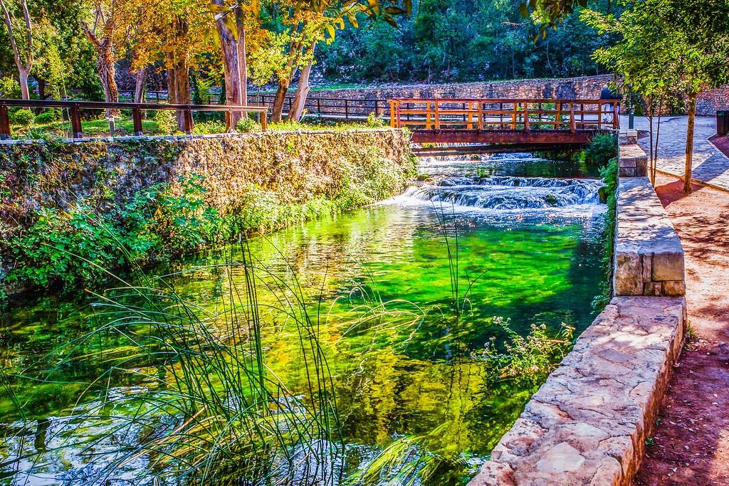 克罗地亚克尔卡国家公园(Krka National Park),阳光里的故事_图1-18