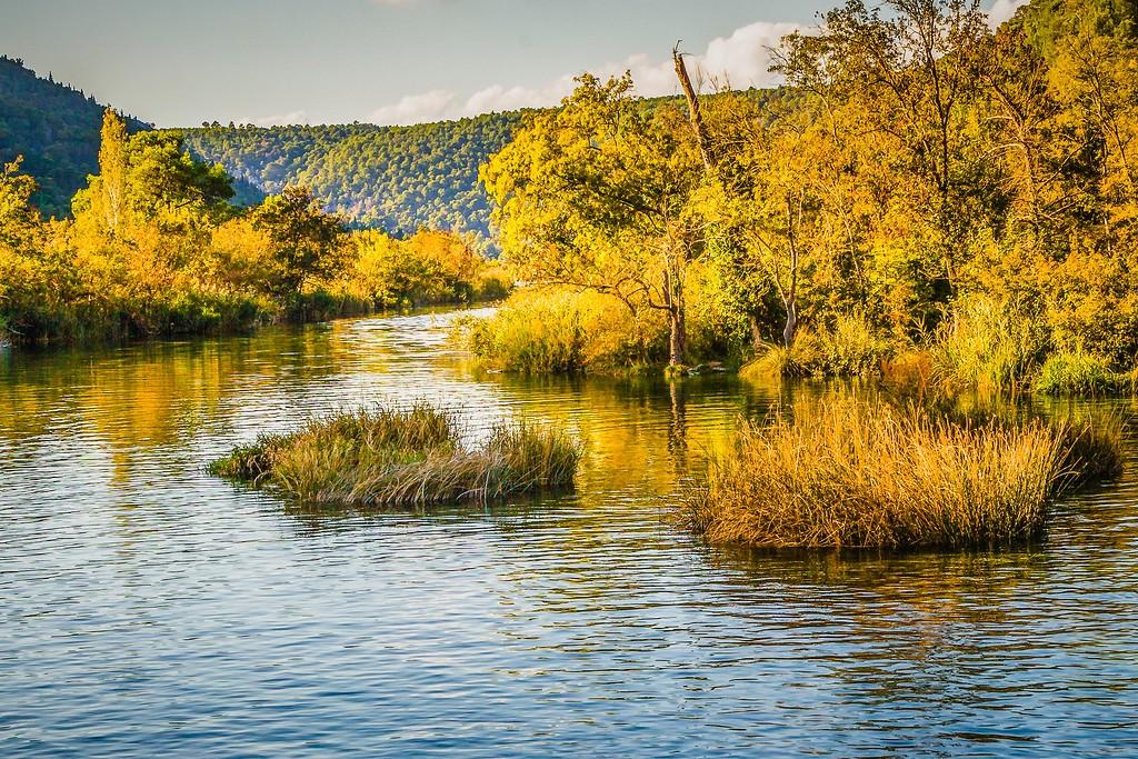 克罗地亚克尔卡国家公园(Krka National Park),阳光里的故事_图1-16