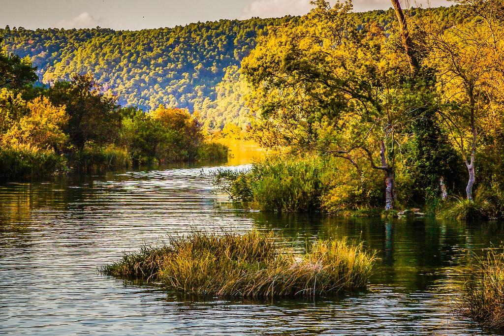 克罗地亚克尔卡国家公园(Krka National Park),阳光里的故事_图1-15