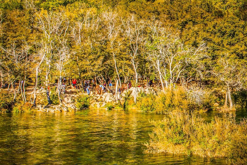 克罗地亚克尔卡国家公园(Krka National Park),阳光里的故事_图1-20