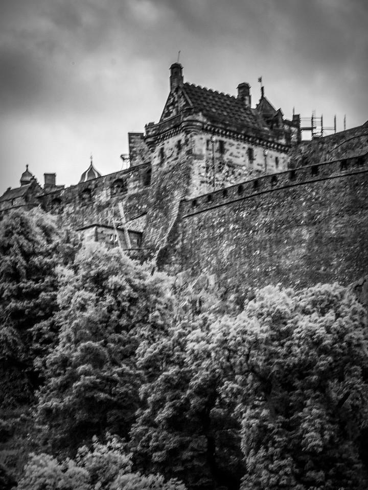 苏格兰爱丁堡城堡(Edinburgh Castle),城市制高点_图1-36