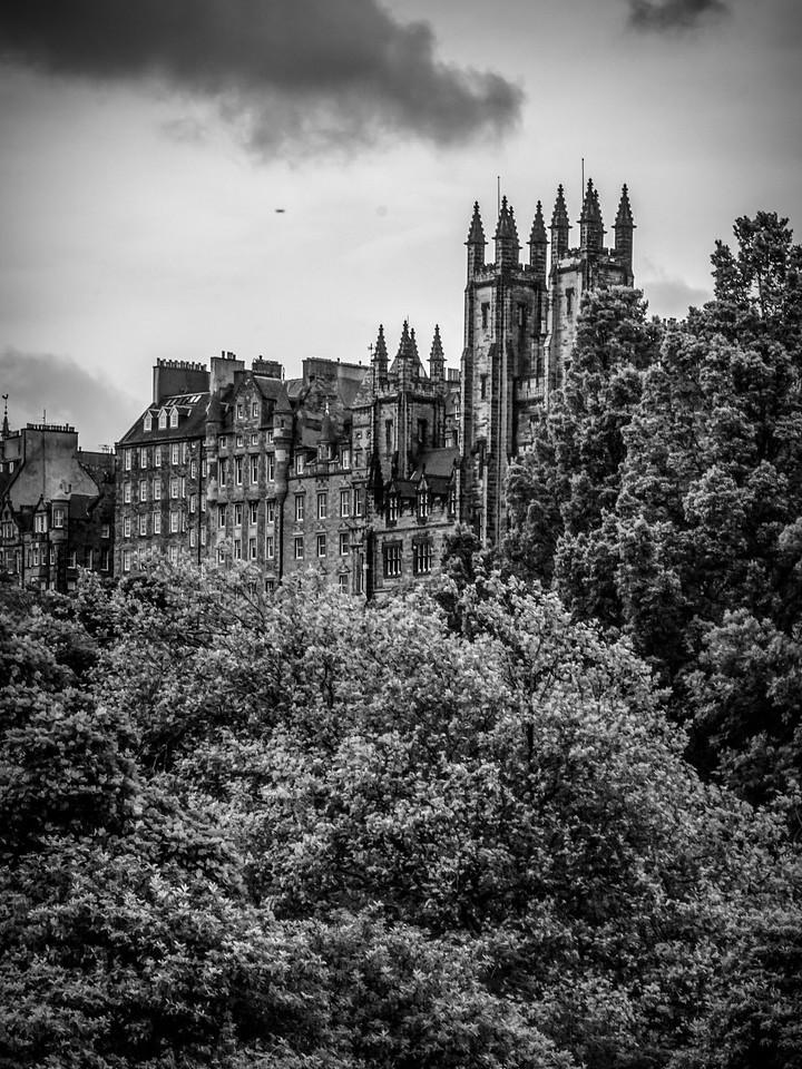 苏格兰爱丁堡城堡(Edinburgh Castle),城市制高点_图1-28