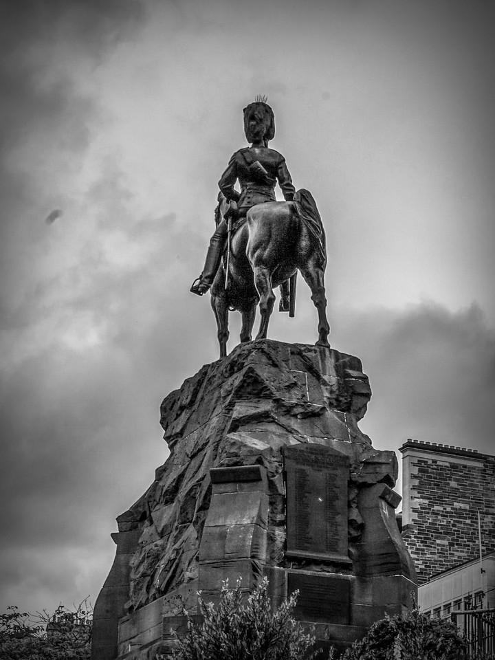 苏格兰爱丁堡城堡(Edinburgh Castle),城市制高点_图1-8