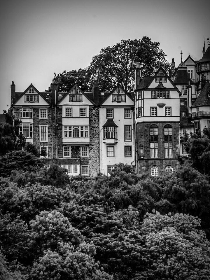 苏格兰爱丁堡城堡(Edinburgh Castle),城市制高点_图1-22