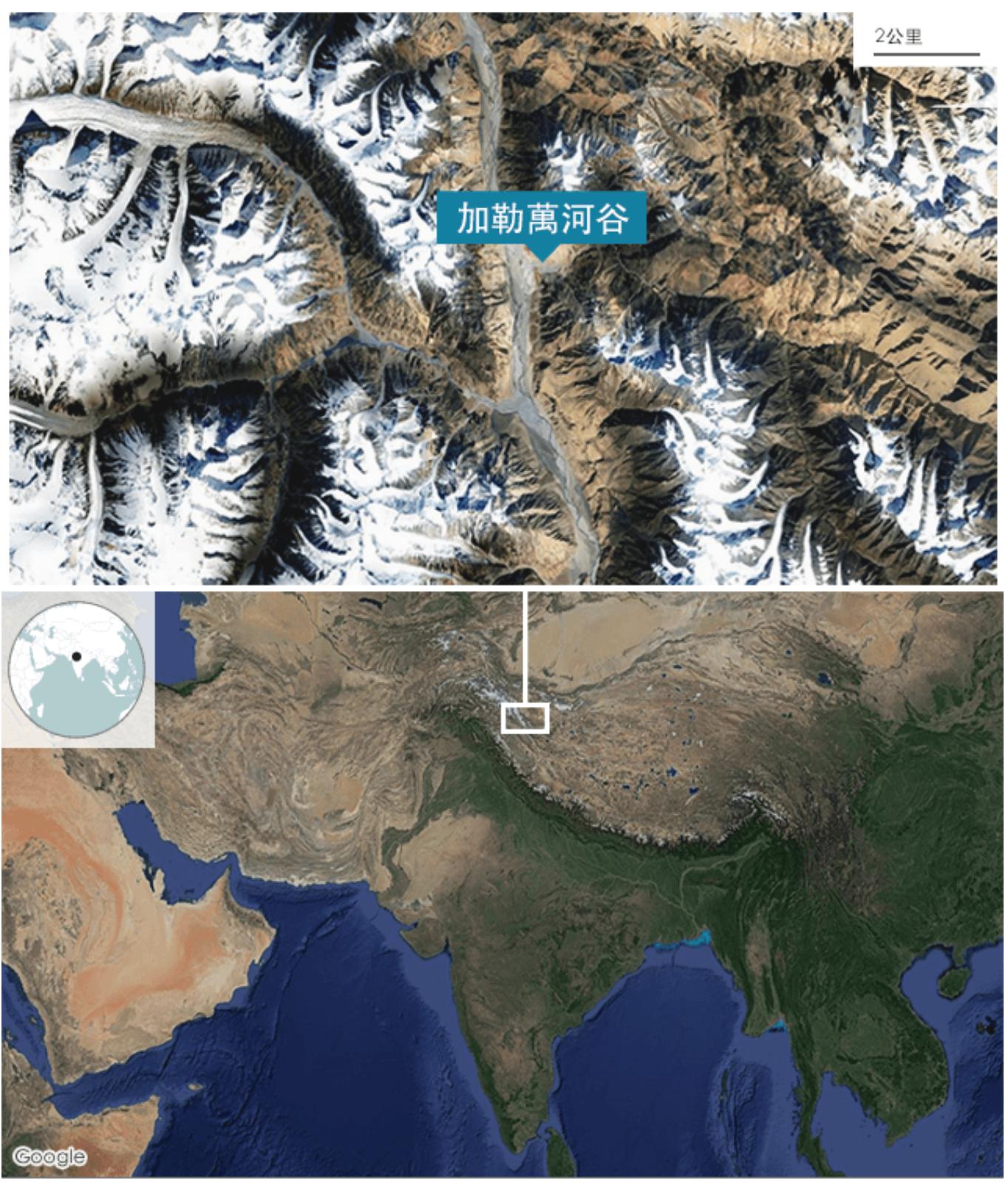 中印边境流血冲突究竟是怎么回事?_图1-2