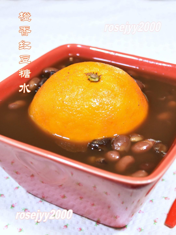 鲜橙红豆糖水_图1-3