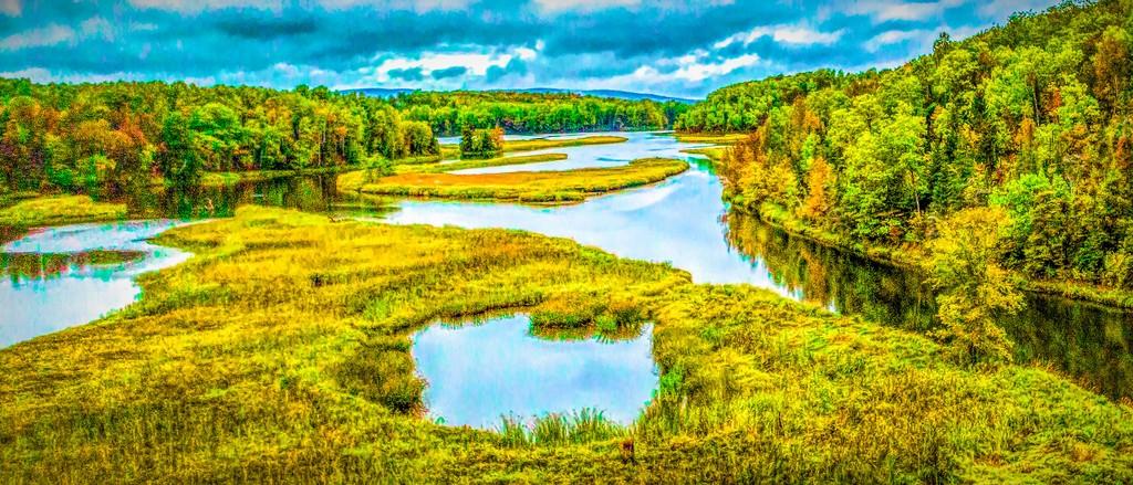 加拿大路途,自然与人文_图1-1