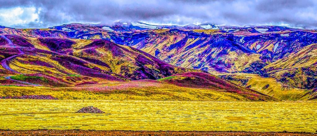 冰岛风采,印象深刻_图1-16