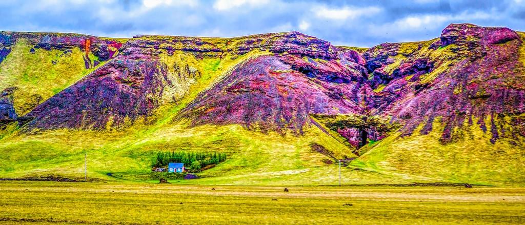 冰岛风采,印象深刻_图1-1