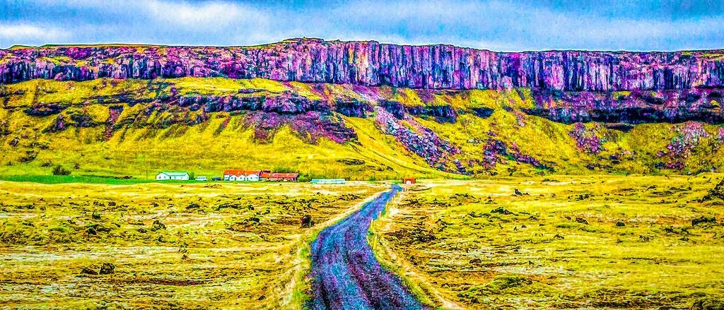 冰岛风采,印象深刻_图1-4