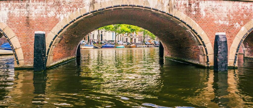 荷兰阿姆斯特丹,坐船游城_图1-12