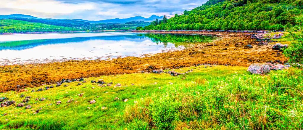苏格兰美景,视觉享受_图1-4