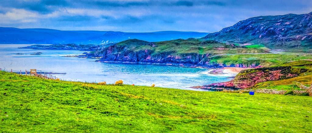 苏格兰美景,视觉享受_图1-2