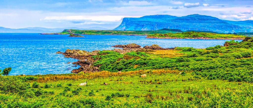 苏格兰美景,视觉享受_图1-3