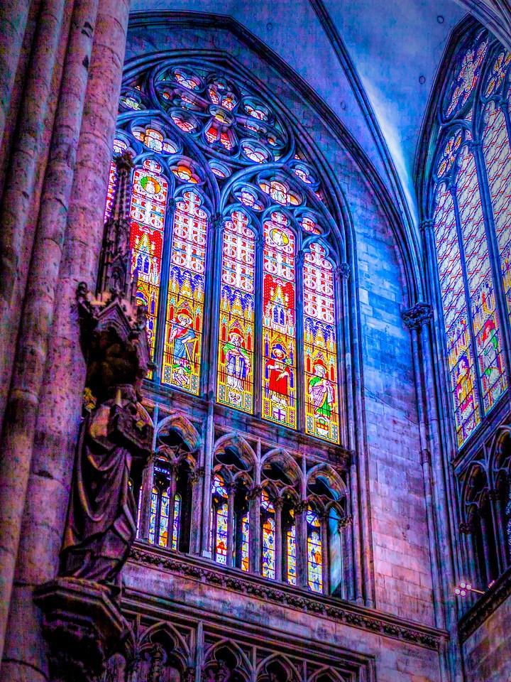 德国科隆大教堂,宏大杰作_图1-27