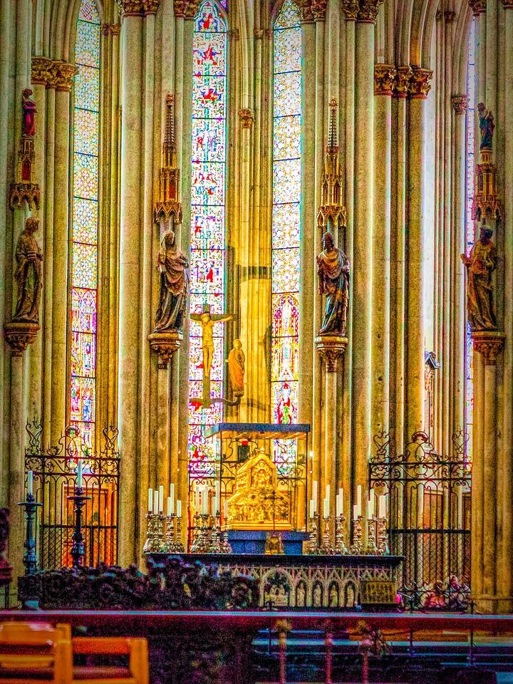 德国科隆大教堂,宏大杰作_图1-26