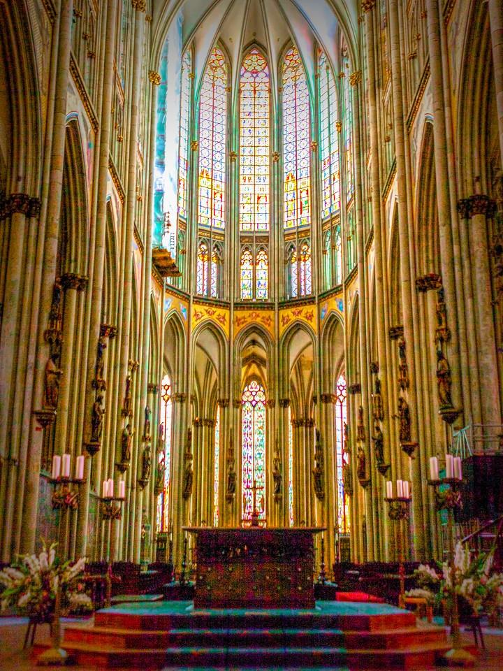 德国科隆大教堂,宏大杰作_图1-22