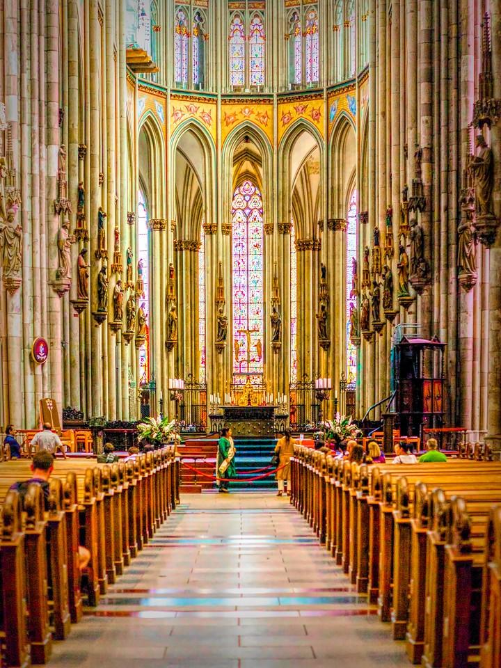 德国科隆大教堂,宏大杰作_图1-23