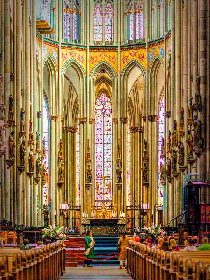 德国科隆大教堂,宏大杰作_图1-9
