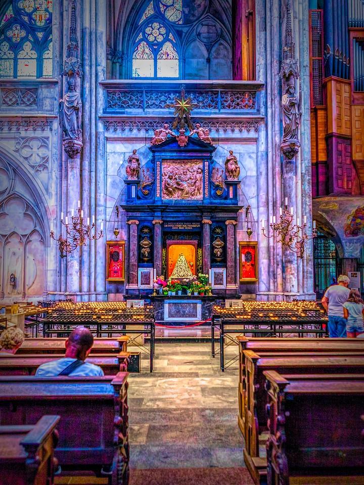德国科隆大教堂,宏大杰作_图1-1