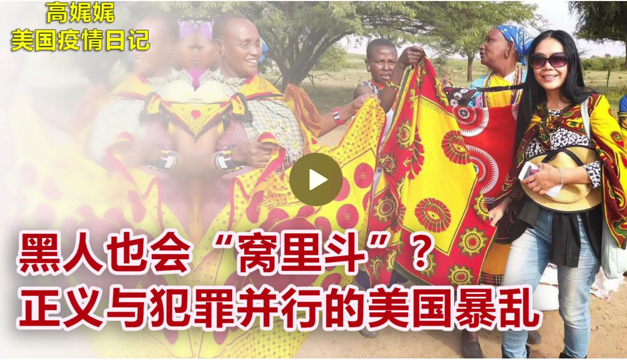 高娓娓:美国为什么有华人不喜欢和黑人打交道?_图1-5
