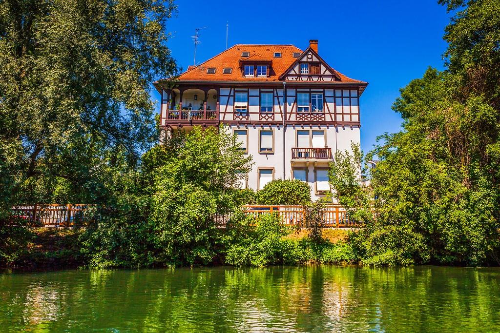 法国斯特拉斯堡(Strasbourg),漂亮建筑_图1-24