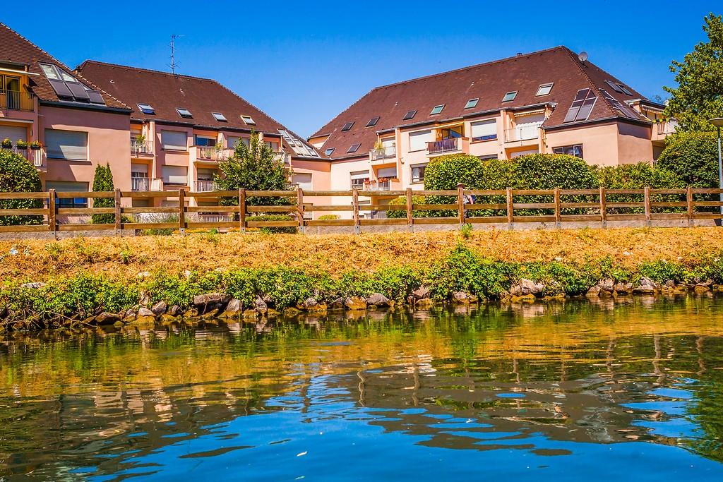 法国斯特拉斯堡(Strasbourg),漂亮建筑_图1-17