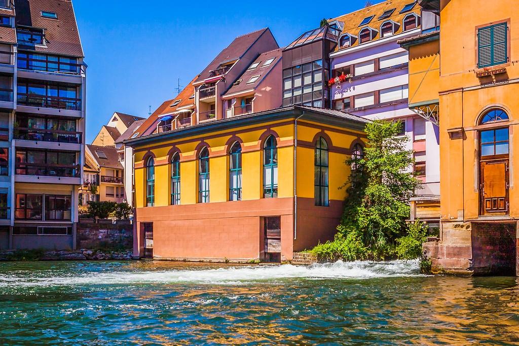 法国斯特拉斯堡(Strasbourg),漂亮建筑_图1-15
