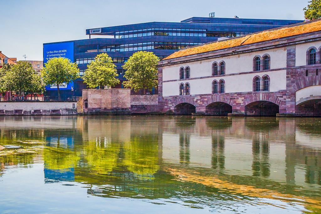 法国斯特拉斯堡(Strasbourg),漂亮建筑_图1-9