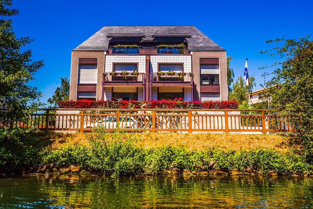 法国斯特拉斯堡(Strasbourg),漂亮建筑_图1-4