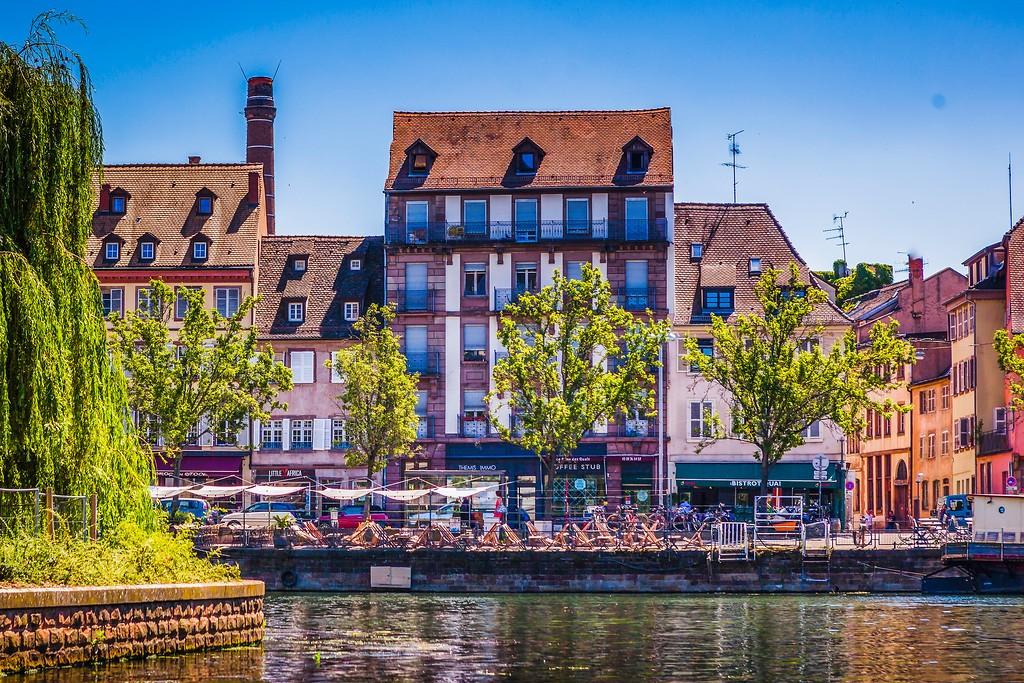 法国斯特拉斯堡(Strasbourg),漂亮建筑_图1-2