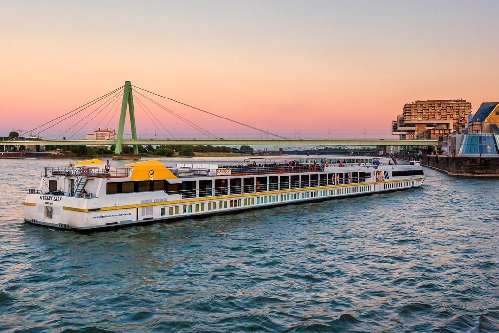 畅游莱茵河,游船体验_图1-9