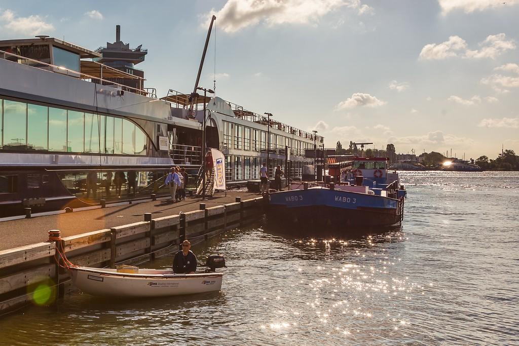 畅游莱茵河,游船体验_图1-4