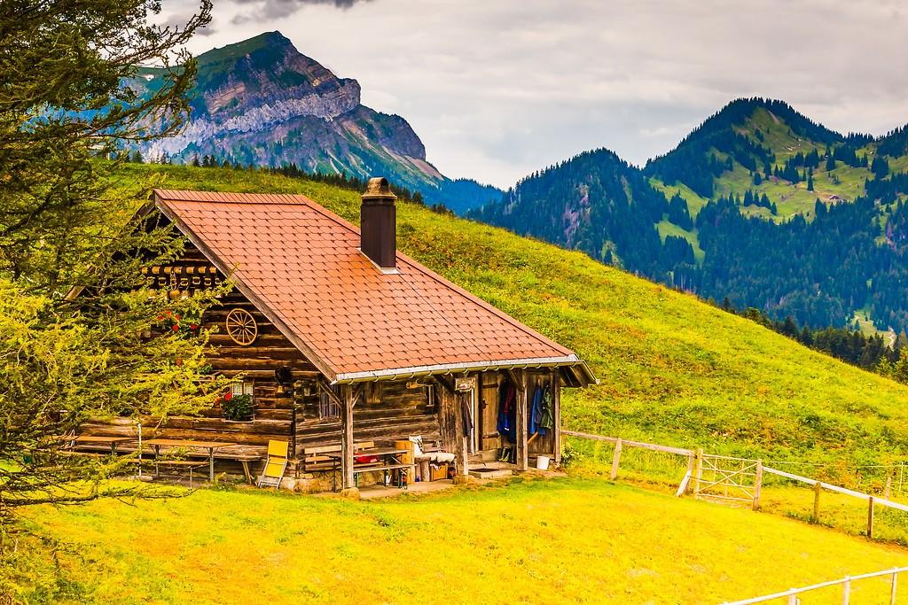 瑞士卢塞恩(Lucerne),创意民居_图1-31