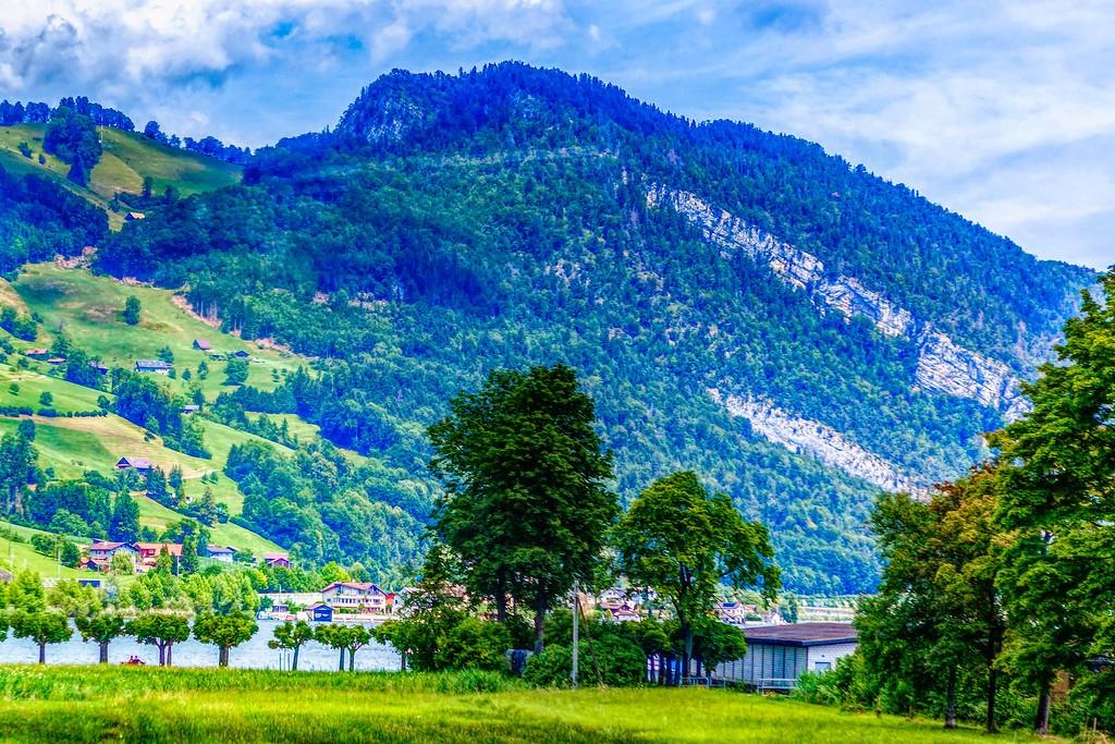 瑞士卢塞恩(Lucerne),创意民居_图1-23